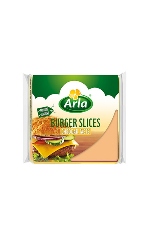 Arla Migrated Burger Slices