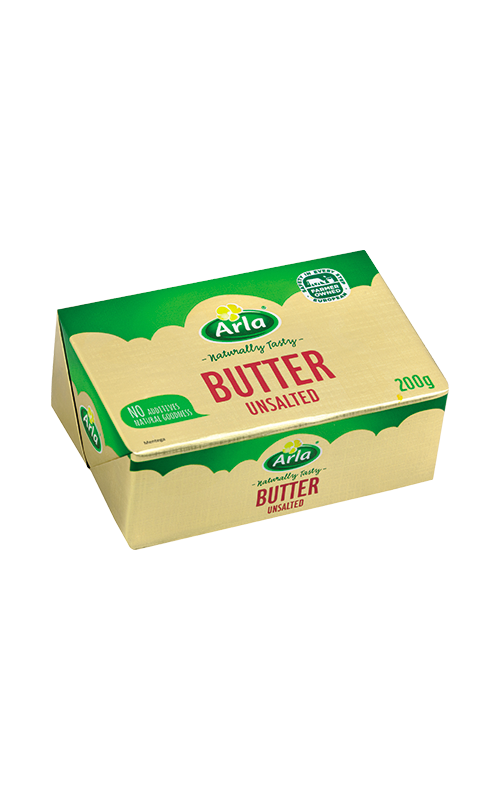 Arla Migrated Unsalted Butter