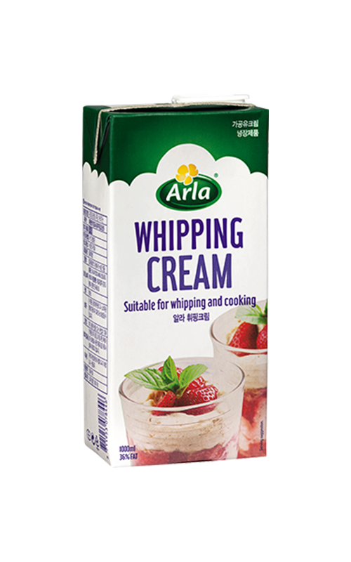 Arla Migrated Whipping Cream