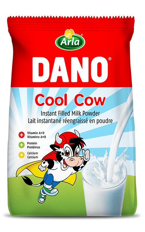 Arla Dano® Cool cow
